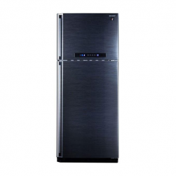 Sharp SJ-PC58A(BK) ثلاجة 2 باب  450 لتر