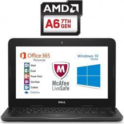 Dell Inspiron 11-3180  – AMD A6